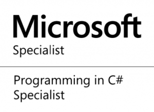 Microsoft Specialist: Programming in C# Specialist
